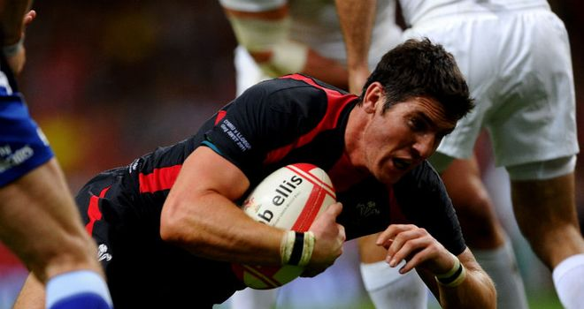 Hook booted 13 points in Wales' victory