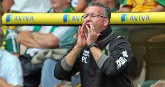 Lambert: Disappointed with loss to West Brom