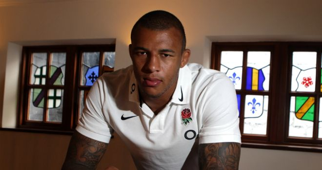 Lawes: among 13 changes to England line-up