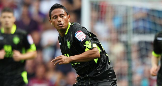 Nunez: Scored twice for Leeds