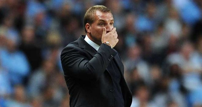 Rodgers: Bolstered his squad sensibly during recent transfer window