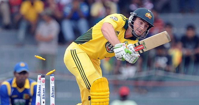 Shaun Marsh: Rewarded for impressive Big Bash campaign