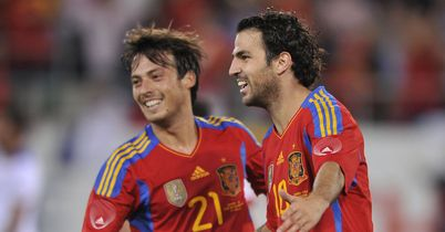 Silva and Fabregas: Support players