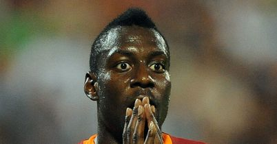 Stefano Okaka: Joining Parma on loan until the end of the season from Serie A rivals Roma