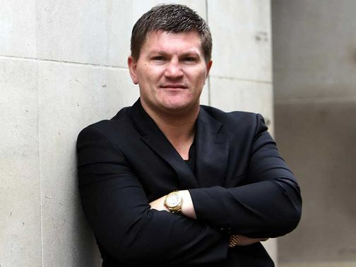 Ricky Hatton: There's no story, says his agent