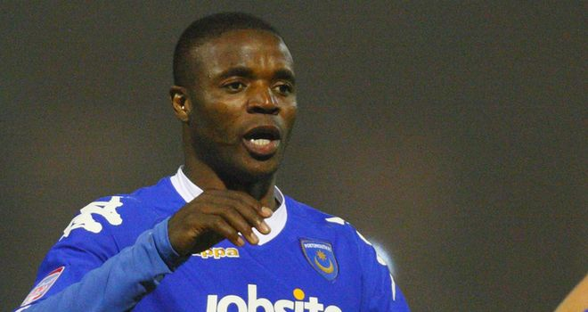 Aaron Mokoena:Hoping to see Portsmouth survive their problems