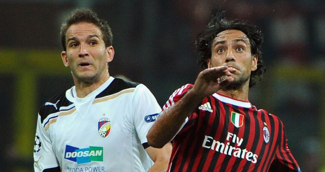 Alessandro Nesta: Will see his current contract at AC Milan expire at the end of the season
