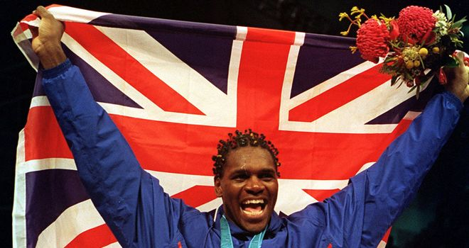 Audley Harrison: Did not have the benefit of lottery funding