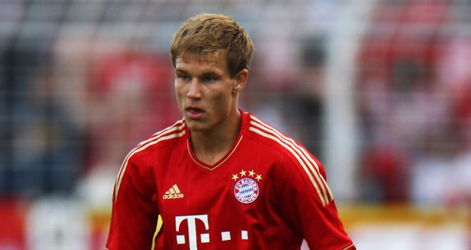 Badstuber: Bayern defender has ben suffering with flu and could miss City clash