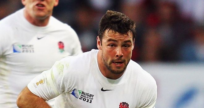 Ben Foden: Frustrated by lack of service in opening two games