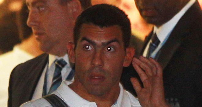 Carlos Tevez: Won't get an offer from former club Corinthians