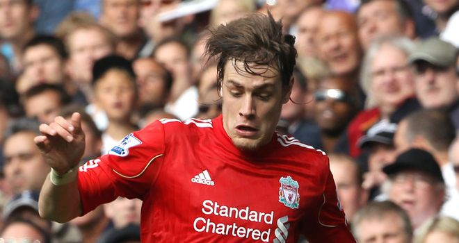 Sebastian Coates: Liverpool defender cannot wait to play at Anfield for the first time in his career