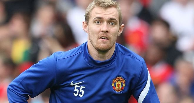 Fletcher: Is expecting a big test in Man Utd's bid to win the title for the 20th time