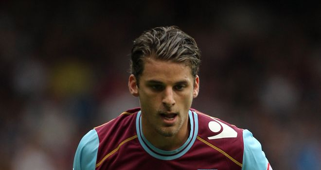 David Bentley: Facing a spell on the sidelines after undergoing knee surgery
