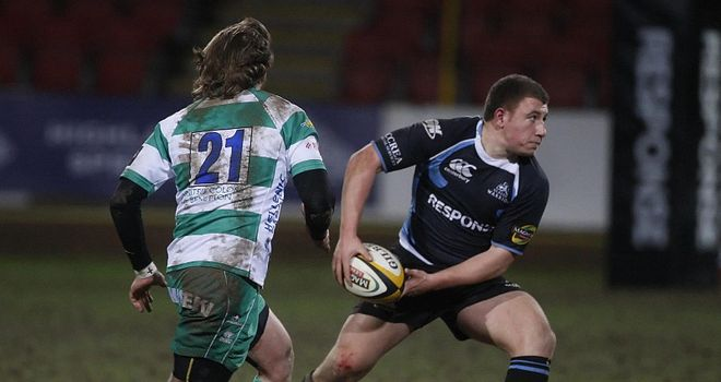 Weir: Starting at fly-half for Glasgow