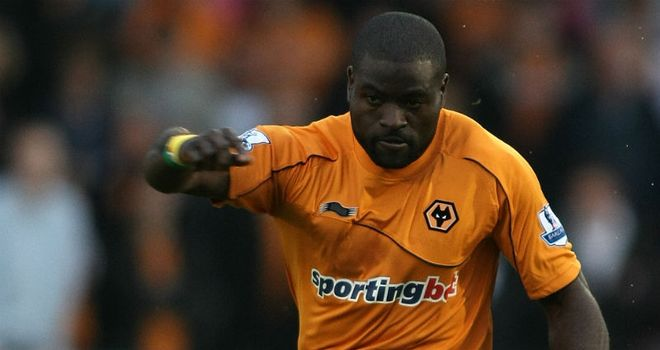 George Elokobi: Has been hit with an FA fine for violent conduct