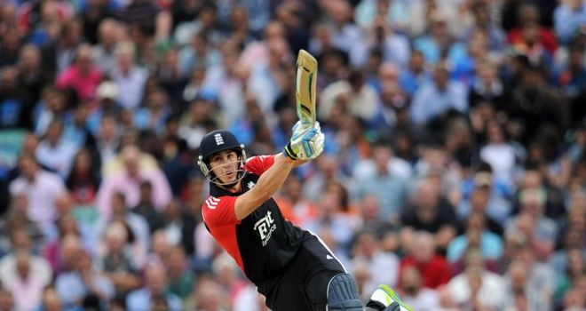 Craig Kieswetter: Fighting fit ahead of ODI series with India