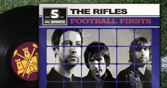 The Rifles' new album 'Freedom Run' is out now