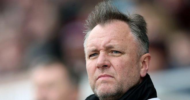 Gary Simpson: Aware of growing interest in defender Elliott Hewitt
