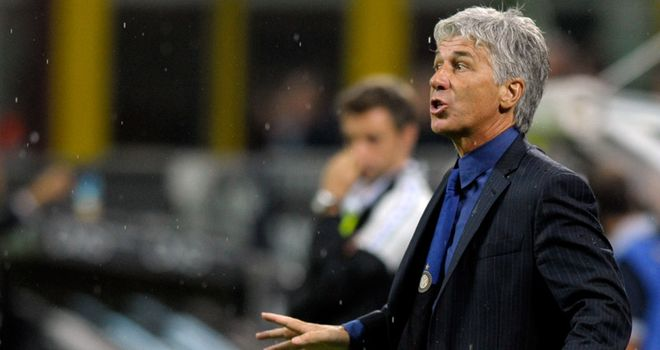 Gasperini: Disappointed not to have been given a chance to turn things around