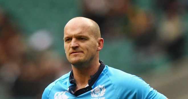 Gregor Townsend: Has picked a team he believes can secure the points
