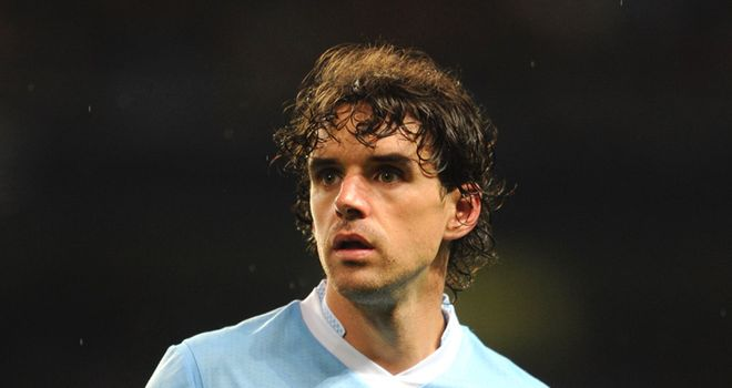 Owen Hargreaves: Former Manchester City and England midfielder considering a move into coaching