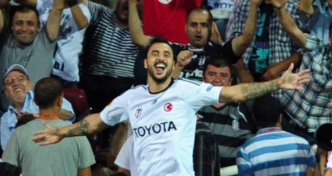 Almeida: Notched early brace to set Besiktas on their way