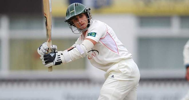 James Taylor: stepping up to test himself in Division One of County Championship