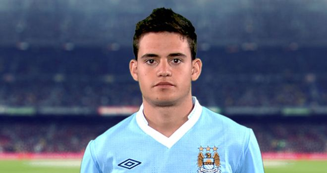 Joan Angel Roman: Has sealed move to Barcelona from Manchester City