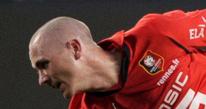John Verhoek: Den Haag striker was on target as he scored the winning goal against NEC