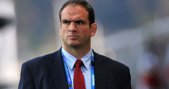 Martin Johnson has come in for criticism after England's poor World Cup