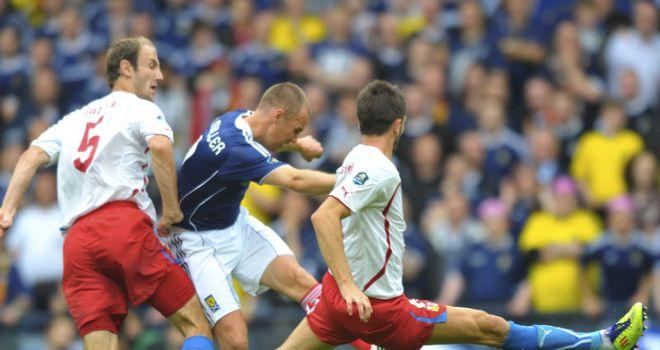 Miller: Putting Scotland in control against the Czech Republic