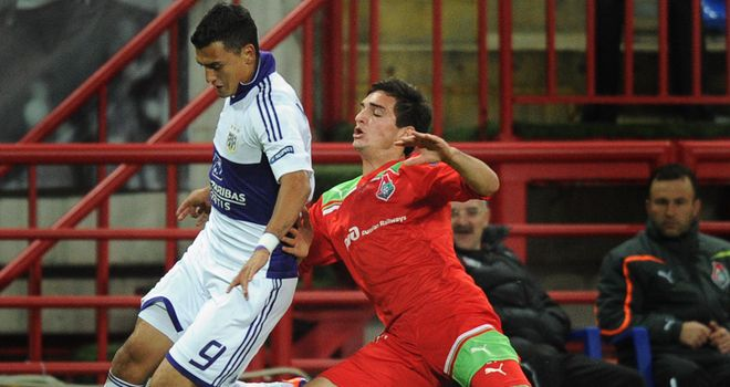 Matias Suarez: Anderlecht striker is attracting big interest