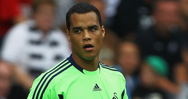 Michel Vorm: Swansea keeper conceded three against Norwich but is eyeing an improvement