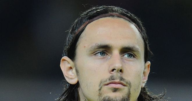 Subotic: The centre-back has been linked with Chelsea for several months