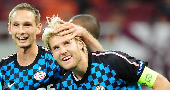 Ola Toivonen: Match-winning contribution in PSV¿s clash with Utrecht