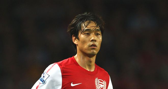 Park Chu-young: South Korean striker has been backed to be a success at Arsenal by Arsene Wenger