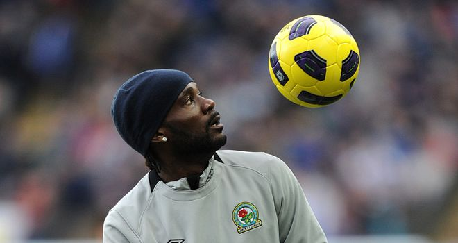 Chimbonda: Could make his Rovers debut