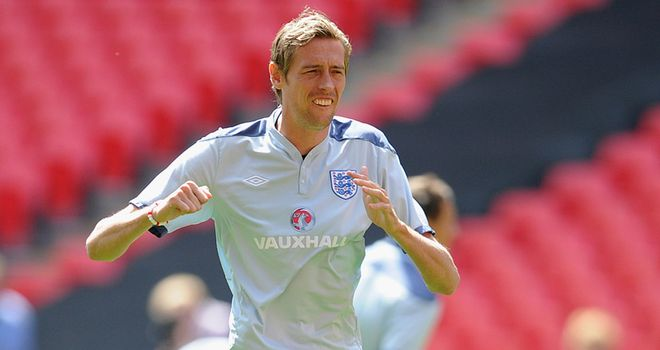 Crouch: Stoke new boy's public profile is not expected to cause any problems, according to Pulis