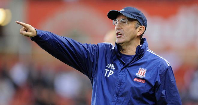 Tony Pulis: Looking to maintain spine of the Stoke team