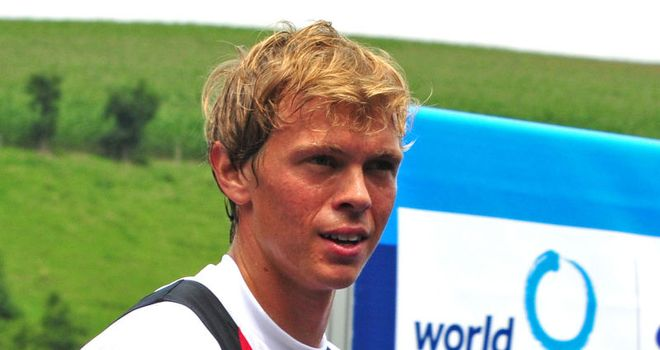 Williams: World Championship bronze