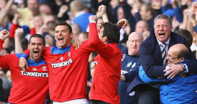 Rangers: Celebrate thrilling win at Ibrox