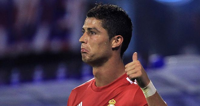 Ronaldo: Hoping to be fit