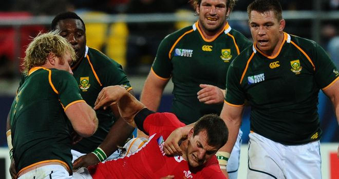 Sam Warburton: Inspirational leader