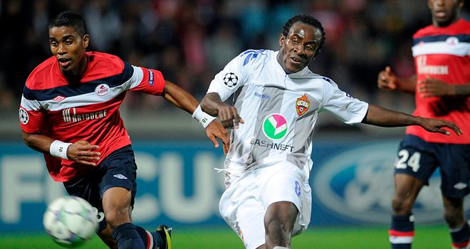 Seydou Doumbia: Has been linked with a move to Tottenham