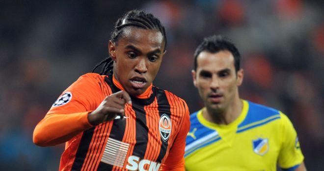 Willian: Shakhtar Donestsk have confirmed Chelsea's interest in the Brazilian