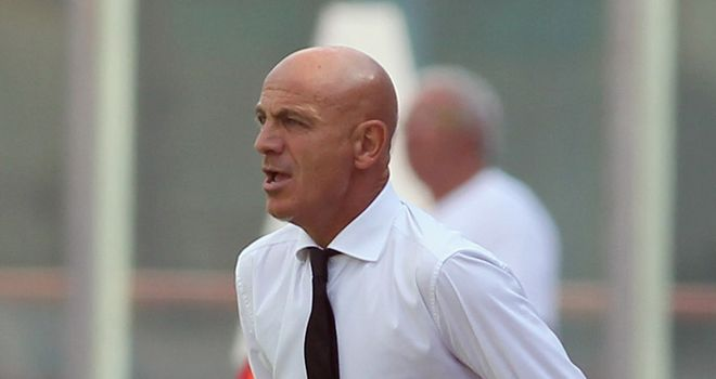 Giuseppe Sannino: Poised to take over at Palermo for next season