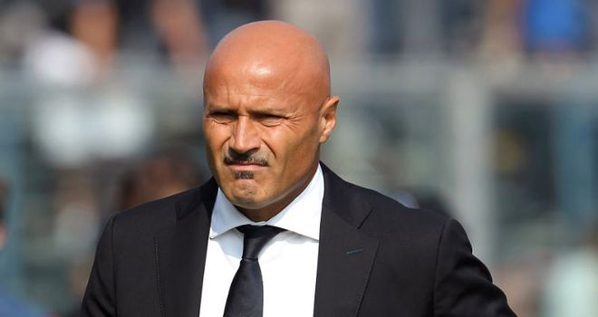 Stefano Colantuono: The Atalanta coach losses striker to injury