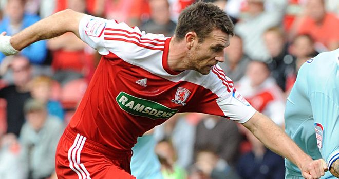 Stephen McManus: Could be leaving Middlesbrough