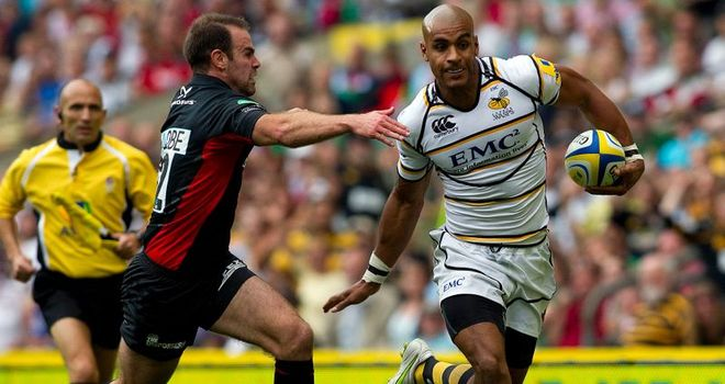 Vardell scored a late try to claim victory for Wasps